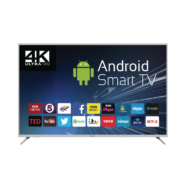 75 inch Android Smart Free view T2 HD LED TV With Wi-Fi C75ANSMT