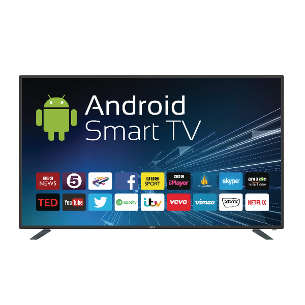 65 inch Android Smart Free view T2 HD LED TV With Wi-Fi C65ANSMT