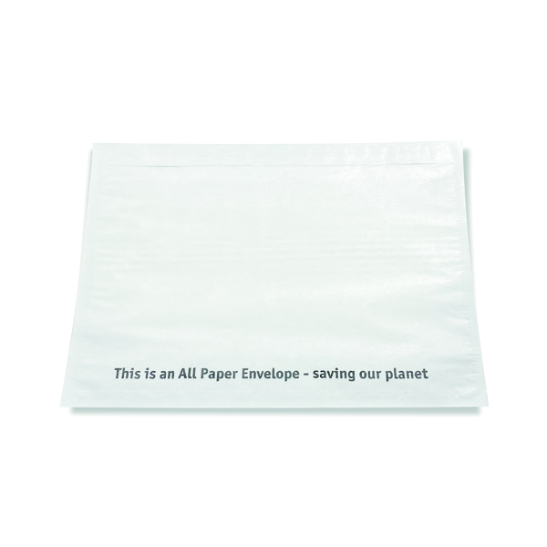 All Paper Documents Enclosed Wallets A5 (1000 Pack) MA07627