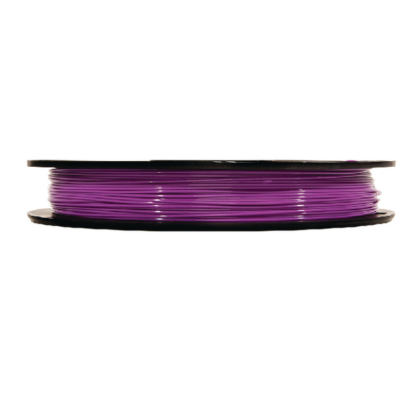 MakerBot 3D Printer Filament Large True Purple MP05778