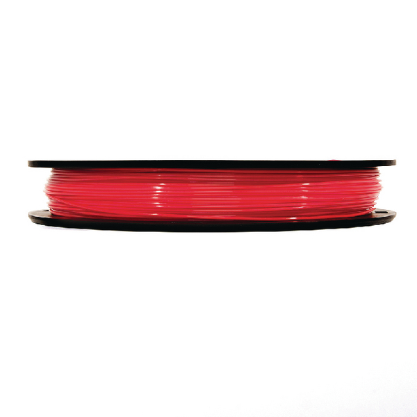 MakerBot 3D Printer Filament Large True Red MP05779