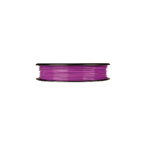 MakerBot 3D Printer Filament Small True Purple MP05788