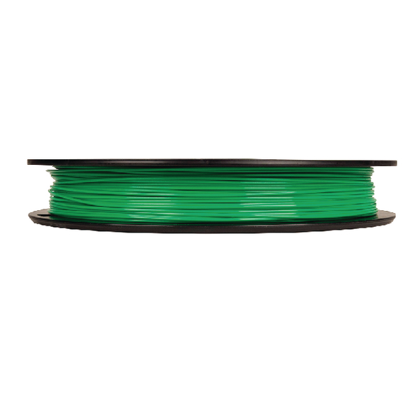 MakerBot 3D Printer Filament Large True Green MP05952