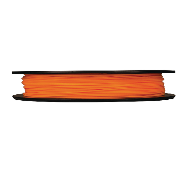 MakerBot 3D Printer Filament Large Neon Orange MP06050