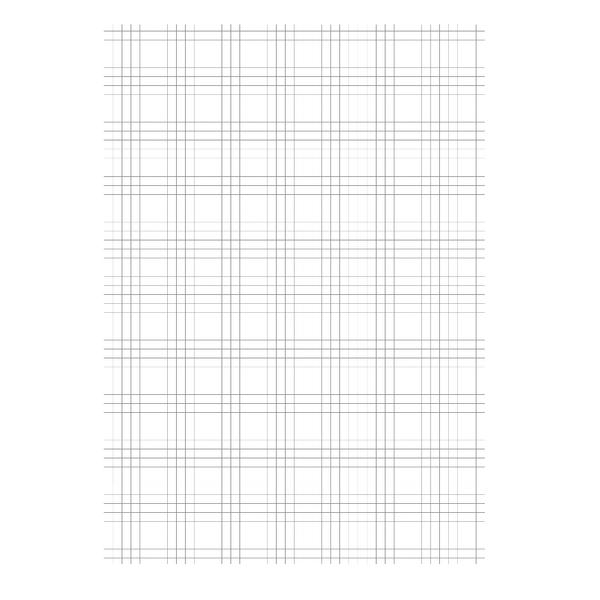 Loose Leaf Paper A4 Quad Ruled (2500 Pack) 100102082