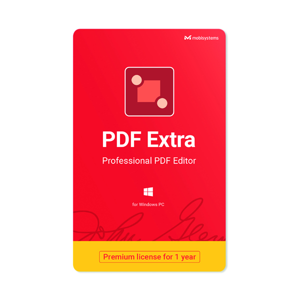 Mobisystems PDF Extra Software Licence Pack PDFE