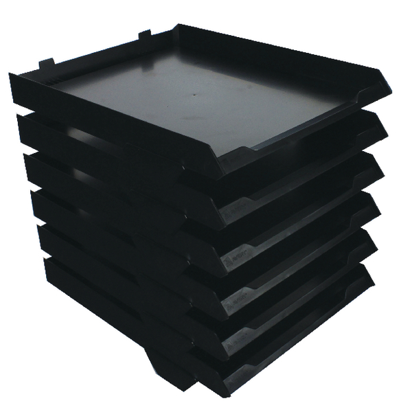 Avery Black 6 Tier Paperstack 5336BLK