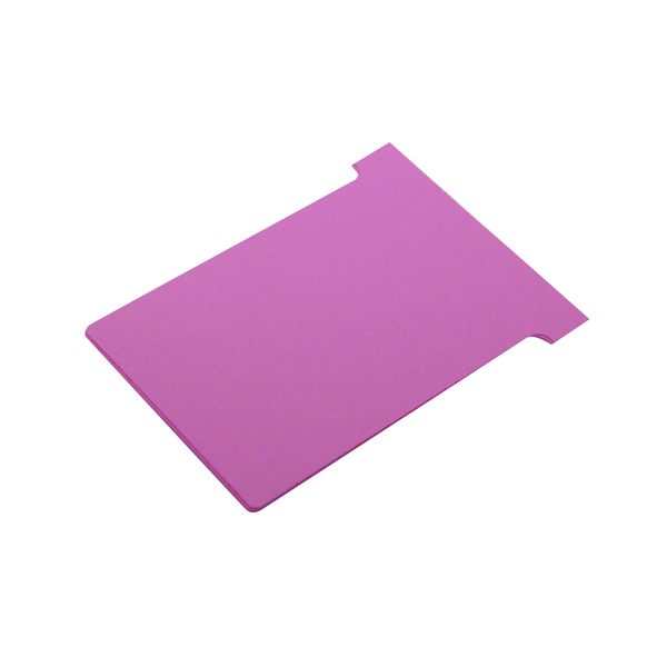 Nobo Pink A110 Size 4 T-Cards (100 Pack) 32938927