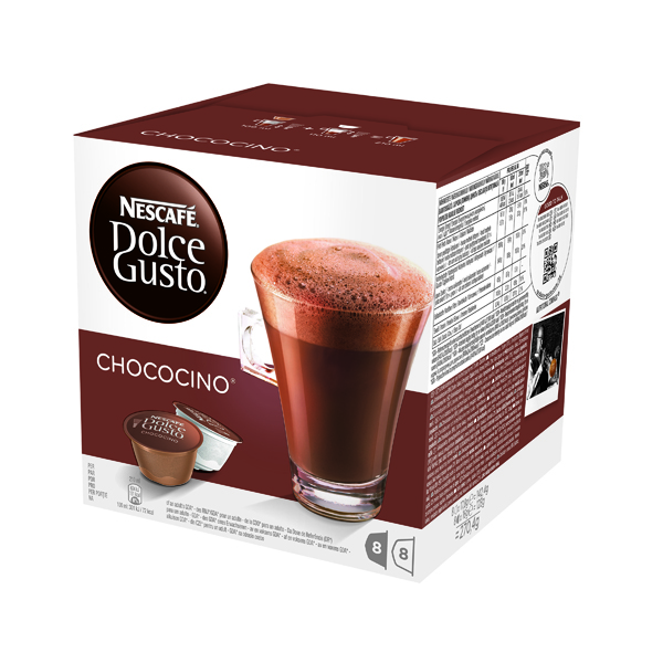 Nescafe Dolce Gusto Chocolate Capsules (48 Pack) 12311711