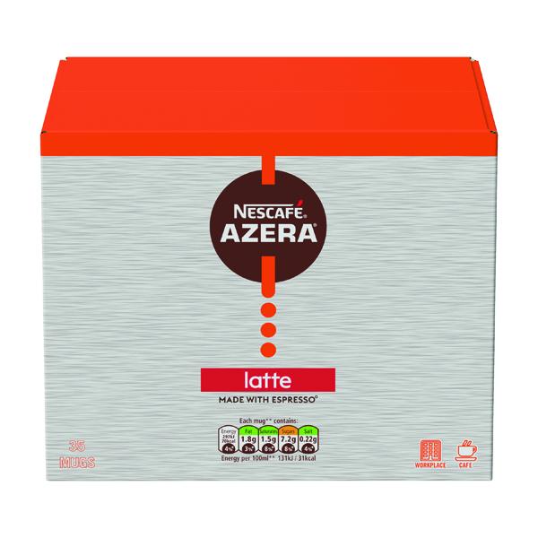 Nescafe Azera Latte Sachets (35 Pack) 12366623