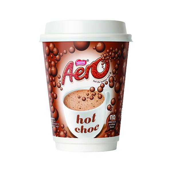 Nescafe & Go Aero Hot Chocolate (8 Pack) 12367662