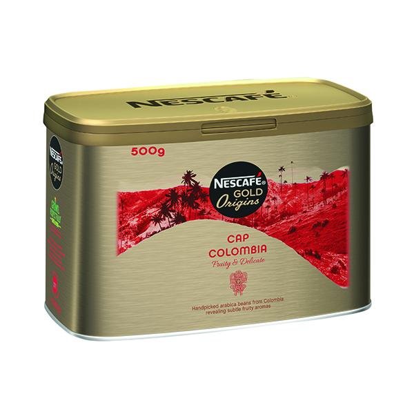 Nescafe Cap Colombie Instant Coffee 500g 12284223