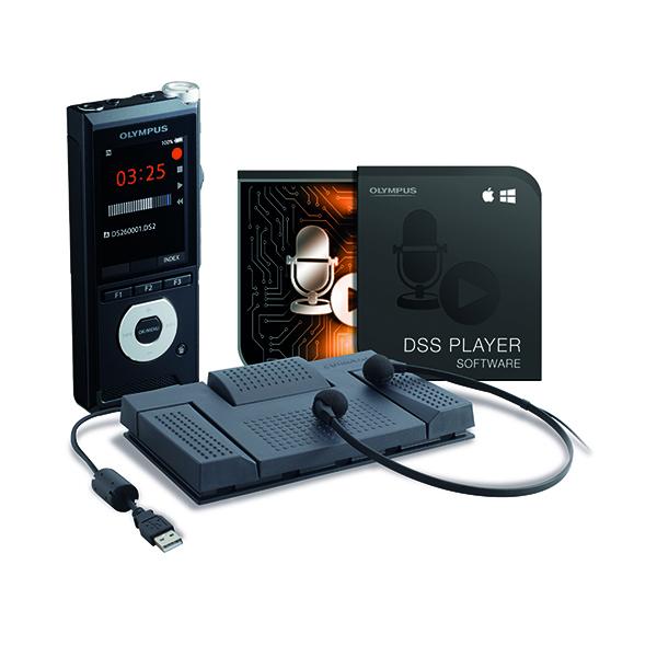 Olympus DS-2600 Digital Voice Recorder DS-2600