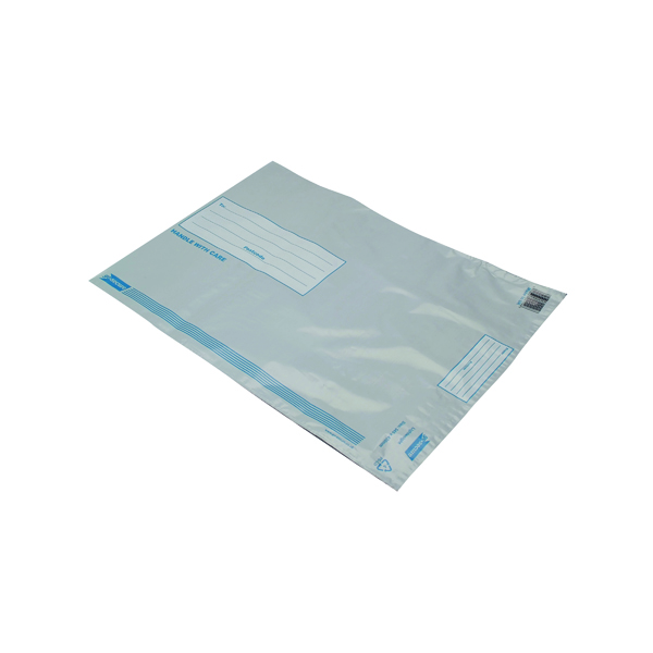 Go Secure 460 x 430mm Opaque Lightweight Polythene Envelope (100 Pack) PB11128