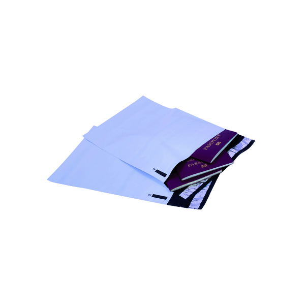 Go Secure Extra Strong Polythene Envelope 165 x 240mm (100 Pack) PB12222