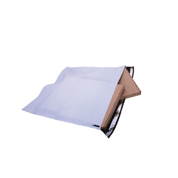 Go Secure Extra Strong 460 x 430mm Polythene Envelopes (100 Pack) PB28282