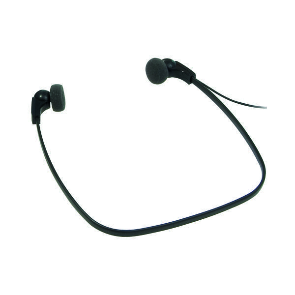 Philips LFH0334 Black Stereo Headset
