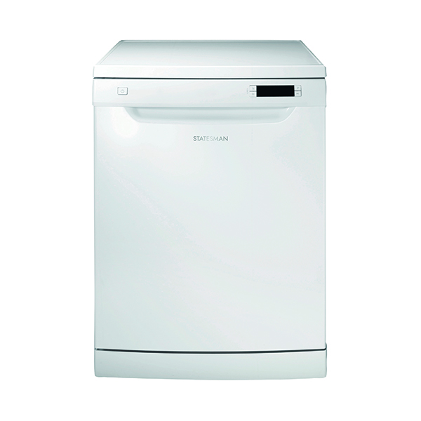 60cm 12 Place Dishwasher White FDW12P