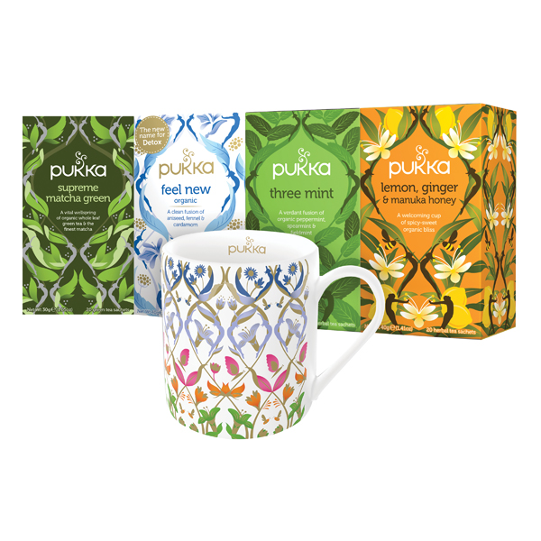 Buy 4 Packs of Tea FOC Mug PK842001