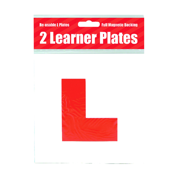 2 Magnetic L Plates (10 Pack) C398