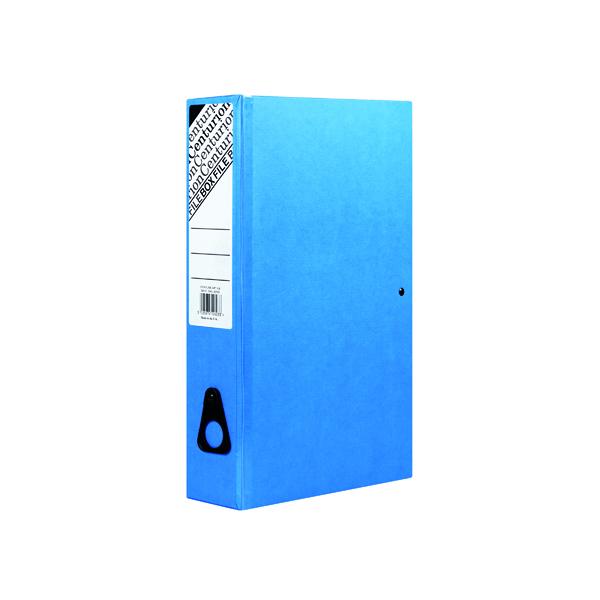 Centurion Box File Blue (10 Pack) C1278