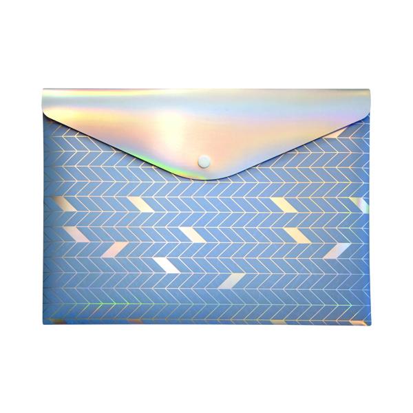 Pukka Glee Stud Wallet Light Blue (12 Pack) 8703(LE)-GLE