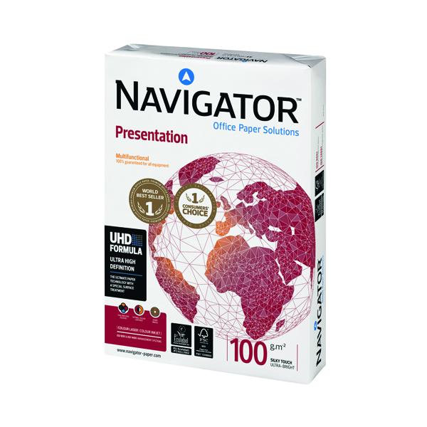 Navigator A3 Presentation Paper 100gsm (500 Pack) NAVA3100