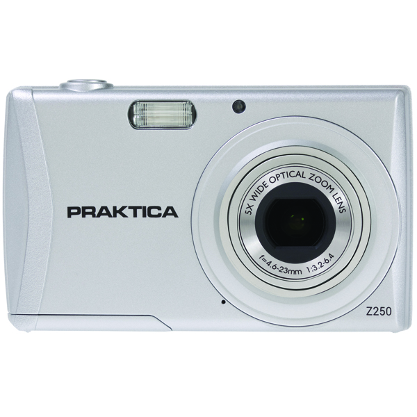 Praktica Luxmedia Z250 20mp 5x 64mb Camera Z250-S