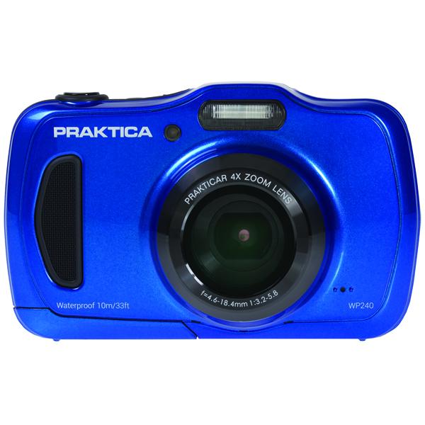 Praktica Luxmedia WP420 Waterproof Camera WP240-BL