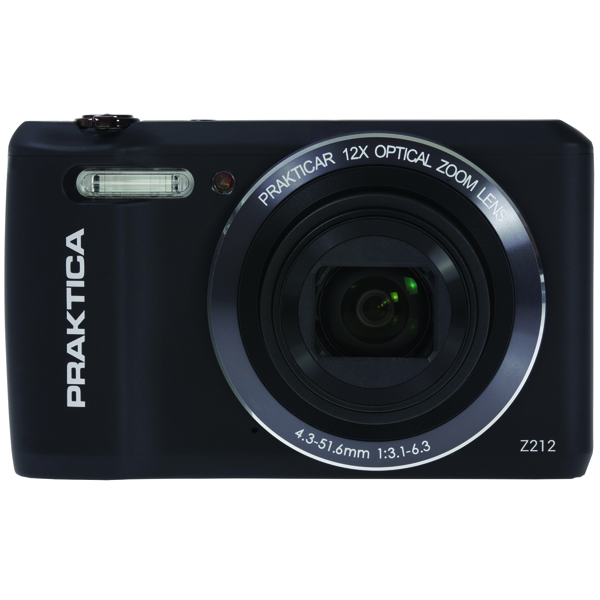 Praktica Luxmedia Z212 20mp Camera Z212-BK
