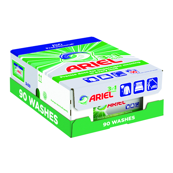 Ariel Professional 3-in-1 Pods (90 Pack) C001573