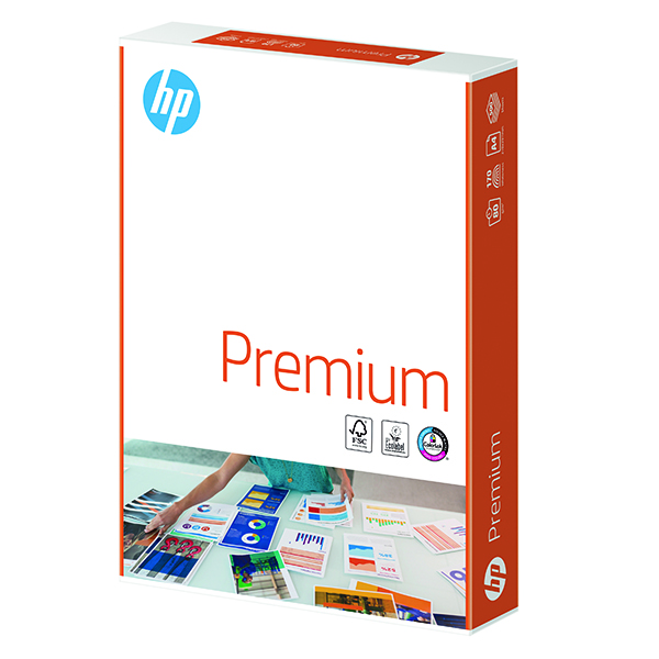 HP Premium A4 80gsm White (500 Pack) HPT0317
