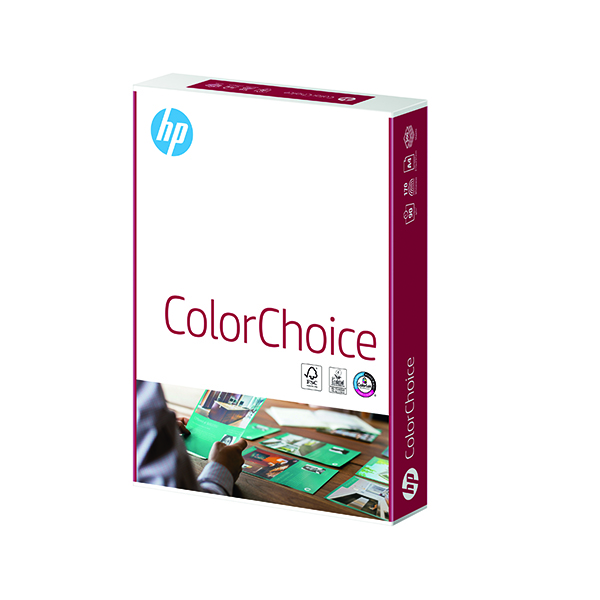 HP Color Choice LASER A4 100gsm White (500 Pack) HCL0324