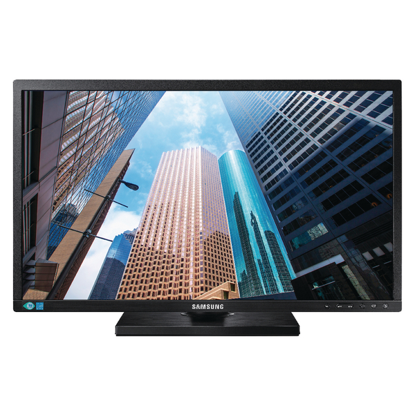 Samsung 24 inch Black Full HD Monitor LS24E45KBSV/EN