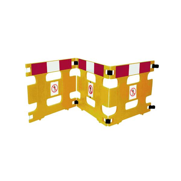 Barrier/Sign System Set Of 3 Frames (3 Pack) 309906