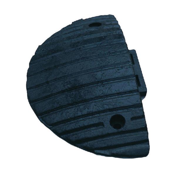 Black 200X400X50mm Speed Ramp 313655