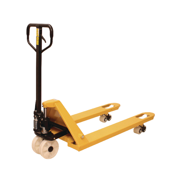 2500kg Yellow Hand Pallet Truck 685x1220mm 328200