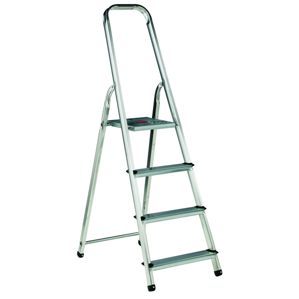 Aluminium 4 Step Ladder 358738
