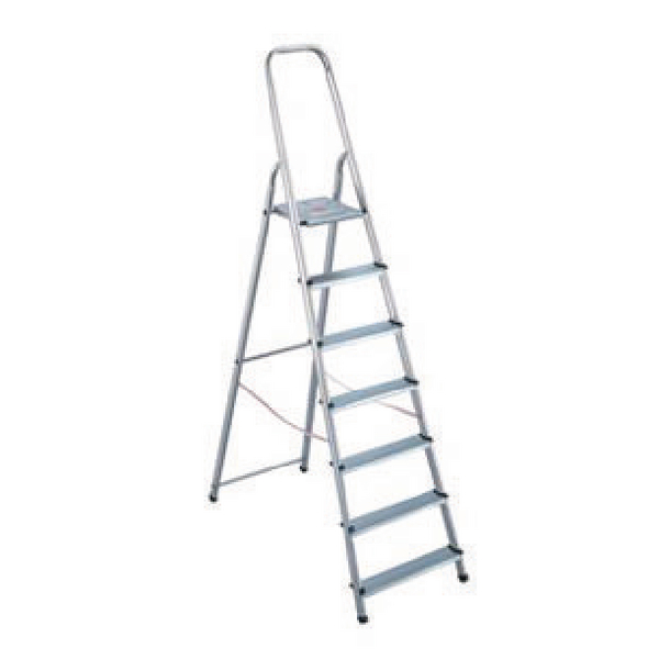 Aluminium 7 Step Ladder 358741