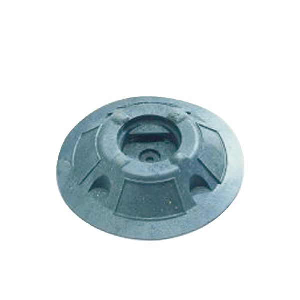 Base For Flexible Post H60mm Black 320476