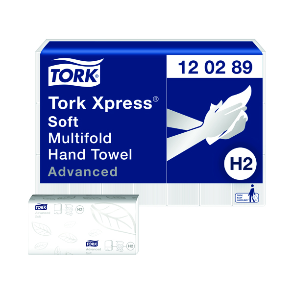 Tork Xpress Extra Soft Hand Towels 100 Sheets (21 Pack) 100297