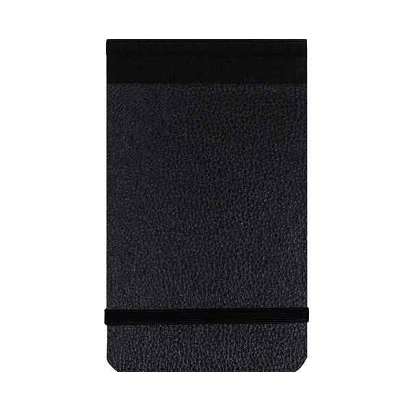 Silvine Elasticated Headbound Pocket Notebook 160 Pages 82x127mm (12 Pack) 190