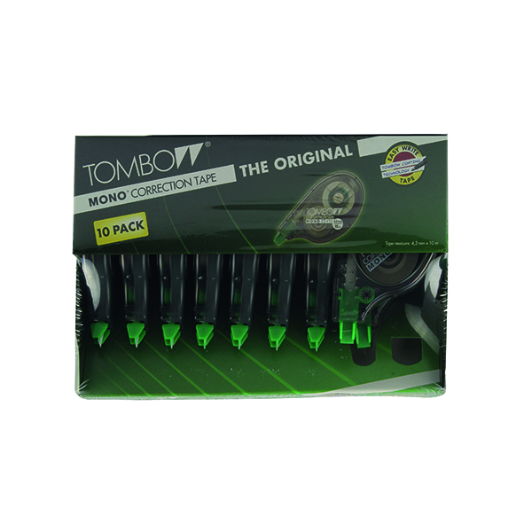 Tombow Mono Correction Roller (10 Pack) CT-YT4-10