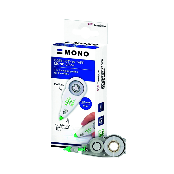 Tombow MONO Office Correction Tape with FOC Refill TB837147