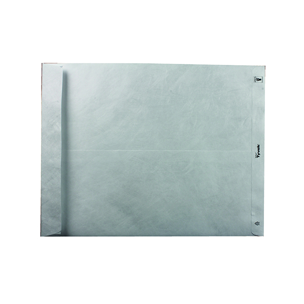 Tyvek Envelope 394 x 305mm Peel and Seal White (100 Pack) 558024