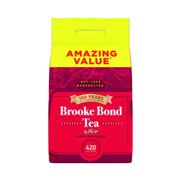 Brooke Bond Tea Bags (420 Pack) 68495958