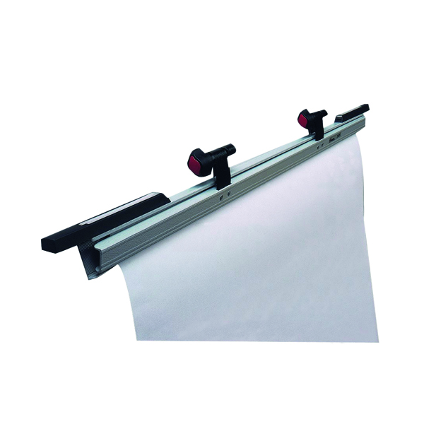Vistaplan Grey A0 Plan Hangers No Handles (2 Pack) HA0