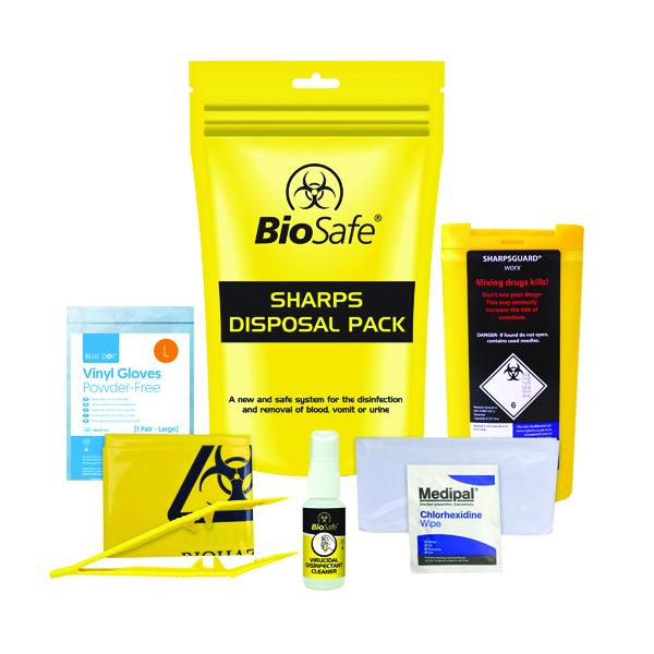 Astroplast Standard Sharps Disposal Refill 1012111