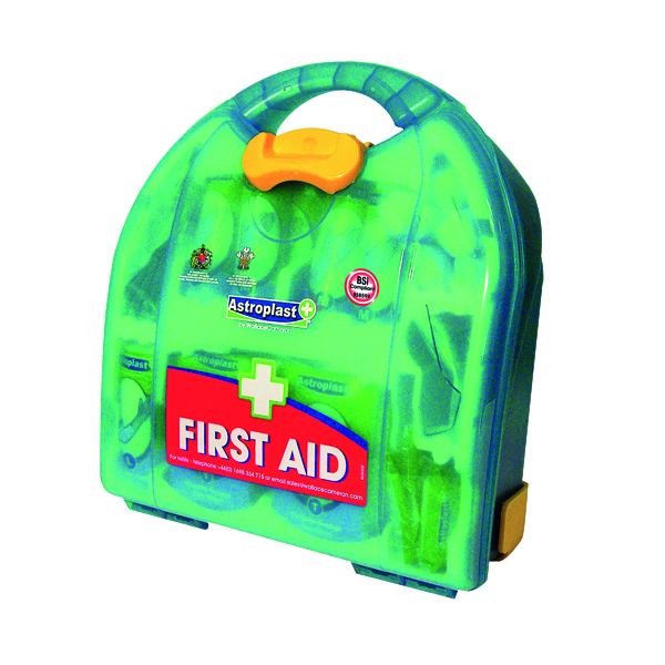 Wallace Cameron Green Medium First Aid Kit BSI-8599 1002656