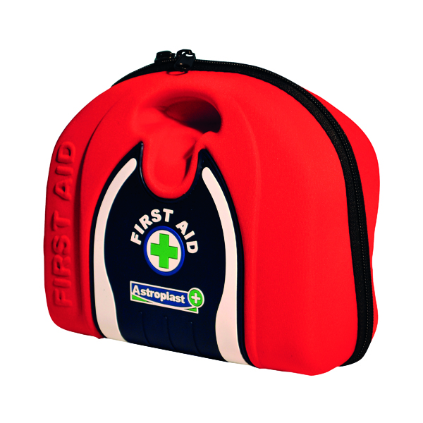 Astroplast Red Vehicle First Aid Pouch 1018100